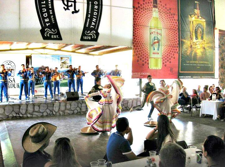 Tequila Express Ballet Folclorico