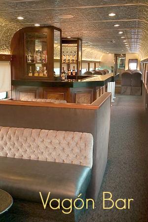 Tequila Express Vagones del Tren Jose Cuervo