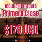 Herradura Tequila Express first Class Train Car