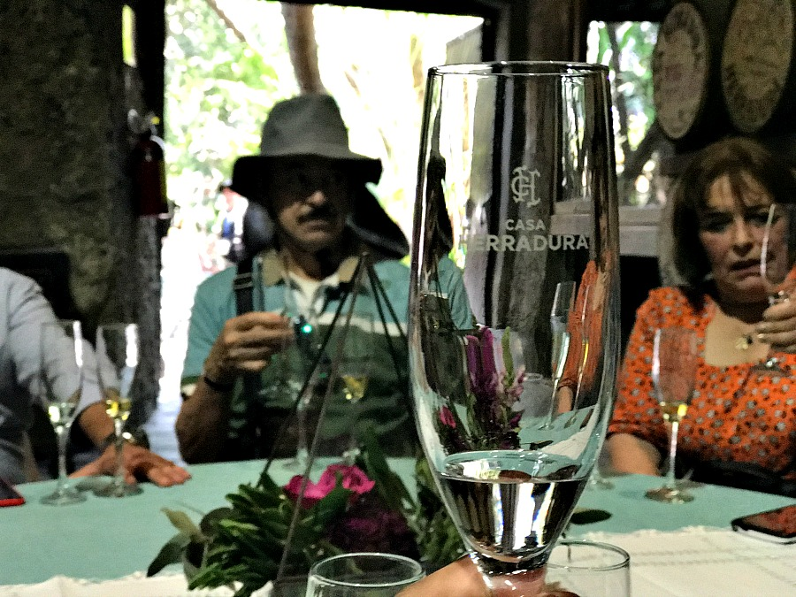 Tequila Herradura Tasting Tour