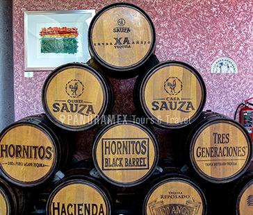 Tren Tequila Express Casa Sauza