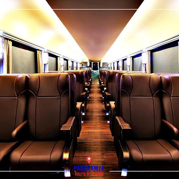 Tequila Herradura Express Train Round Trip